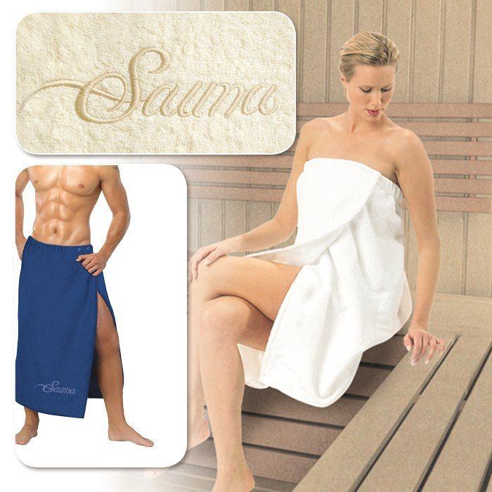 saunové osušky pre maximálny komfort