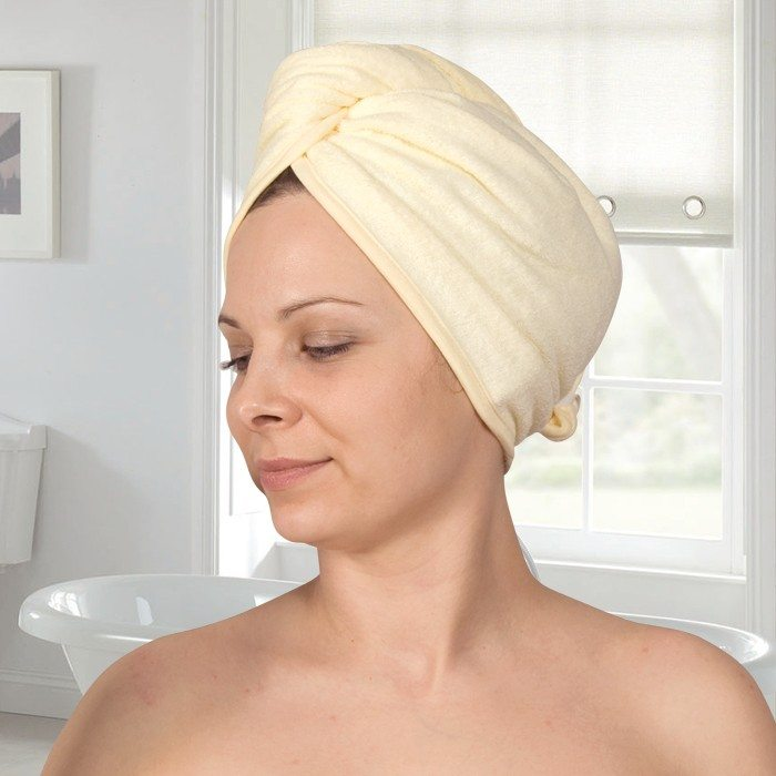 froté turban pre hotely