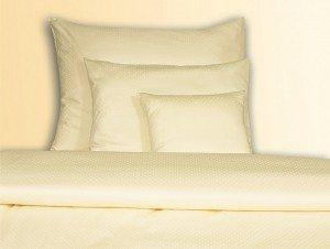 hotelový textil - v krémovom